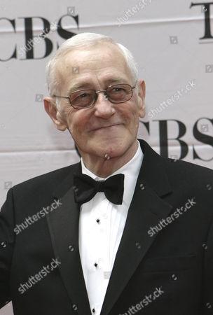 John Mahoney John Mahoney arrives at the 61st Annual Tony Awards in New York