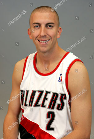 Editorial image of Trail Blazers Media Day, Portland, USA