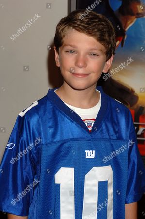 """Jake Cherry Actor Jake Cherry arrives for the premiere of the movie """"Underdog,"""" in New York"""