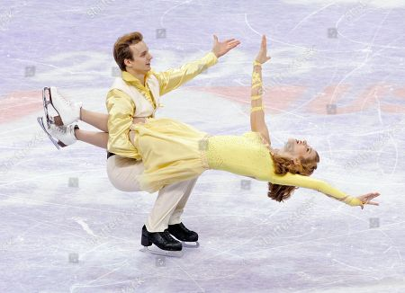 Editorial image of US Championships Figure Skating, St. Paul, USA