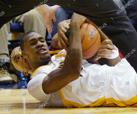 Stock Picture of Patrick Christopher, Taj Gibson California's Patrick Christopher, front, fights for the ball with Southern California's Taj Gibson in the second half of a college basketball game, in Berkeley, Calif. California beat Southern California 92-82