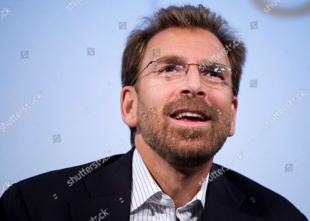 Edgar Bronfman Jr., Chairman and CEO of Warner Music Group, discusses his company and the music industry at The Paley Center for Media in New York on . New York-based WMG is one of the world's largest recording companies