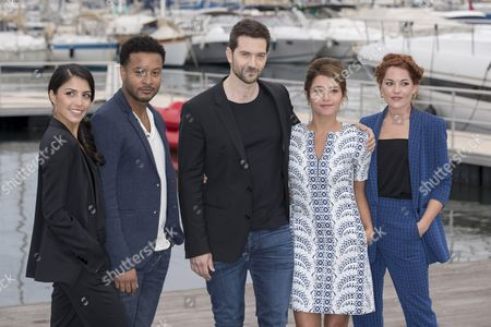 Editorial picture of MIPCOM, Cannes, France - 17 Oct 2016