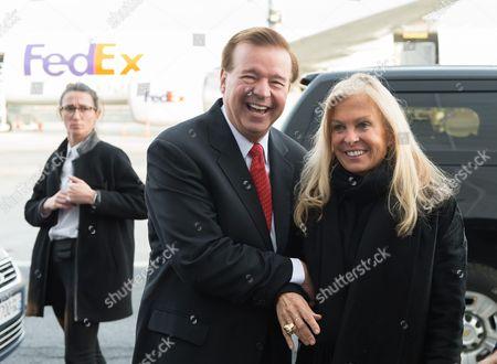 David J. Bronczeck and Jane Hartley