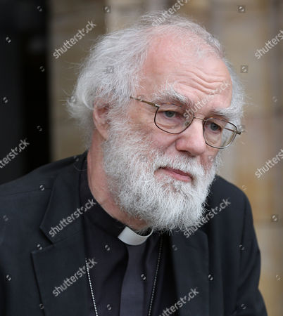 Stock Image of Rowan Williams