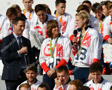 Stock Picture of Victoria Thornley, Katherine Grainger