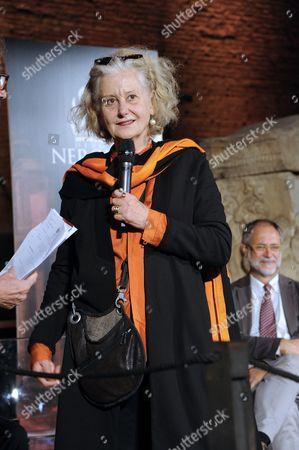Stock Picture of Gabriella Pescucci