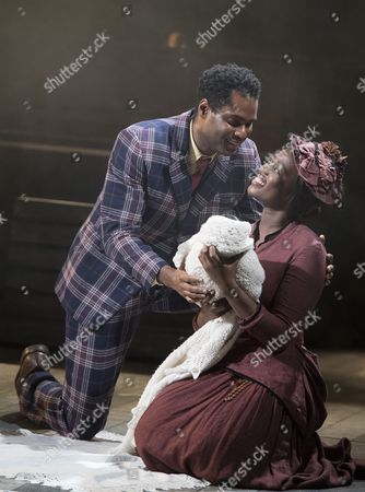 Ako Mitchell as Coalhouse, Jenniefer Saayeng as Sarah