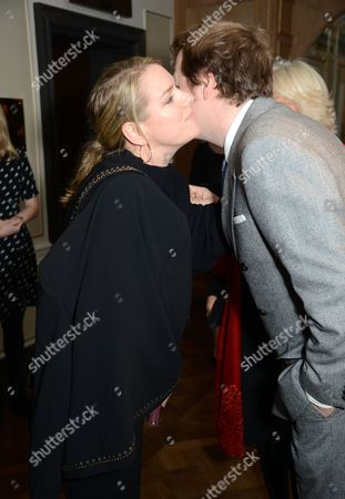 Laura Lopes and Tom Parker Bowles