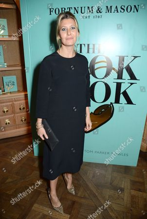 Editorial picture of 'The Cook Book' by Parker Bowles launch at Fortnum & Mason, London, UK - 18 Oct 2016