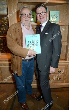 Pierre Koffmann and Ewan Venters