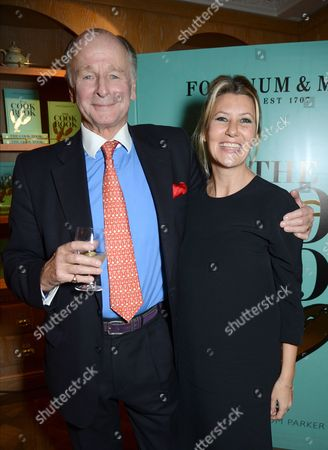 Editorial image of 'The Cook Book' by Parker Bowles launch at Fortnum & Mason, London, UK - 18 Oct 2016