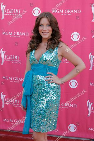 Jessica Harp Jessica Harp arrives at the 42nd Annual Academy of Country Music Awards, in Las Vegas