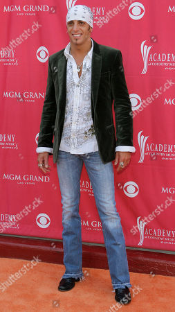 Trent Tomlinson Trent Tomlinson arrives at the 42nd Annual Academy of Country Music Awards, in Las Vegas