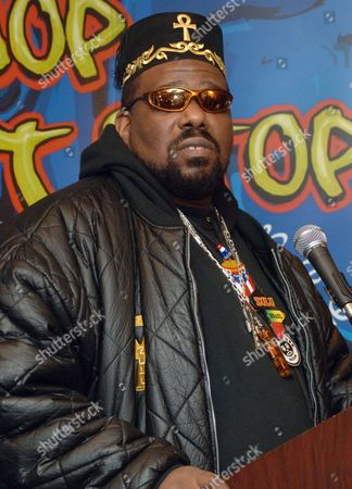 """Afrika Bambaataa Afrika Bambaataa speaks at the Smithsonian's National Museum of American History in New York. Hip-hop began in the early 1970s as an alternative to gang activity. Before the music was recorded, founding fathers like DJ Afrika Bambaataa - whose slogan was """"peace, love, unity and having fun"""" - would play Malcolm X's voice over instrumental break beats"""