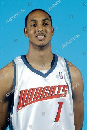 Ryan Hollins Charlotte Bobcats center Ryan Hollins at the Charlotte Bobcats Arena in Charlotte, N.C. on
