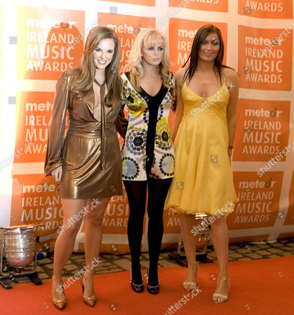 Editorial picture of Meteor Ireland Music Awards at the Point Theatre, Dublin, Eire - 01 Feb 2007