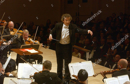 FRANZ WELSER-MOEST Franz Welser-Most conducts the Cleveland Orchestra in a performance at Carnegie Hall in New York. The musicians of the Cleveland Orchestra have put down their instruments and gone on strike because of a pay impasse with management, jeopardizing upcoming performances