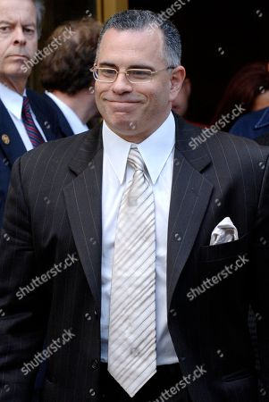 "John Gotti Jr John ""Junior"" Gotti exits Manhattan federal court after his third trial ended in a mistrial in New York. The 46-year-old son of the late, legendary Gambino crime family leader, ""Dapper Don"" John Gotti, has agreed to a deal with the independent production company Fiore Films"