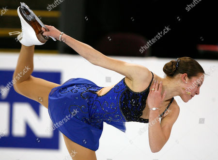 Kimmie Meissner Kimmie Meissner of the United States performs during her first-place effort in the ladies free skating program at the Four Continents Figure Skating Championships in Colorado Springs, Colo., on
