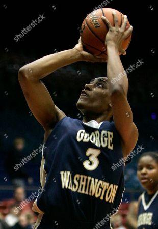Editorial image of George Washington Dayton Basketball, Dayton, USA