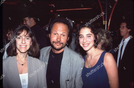 Janice Crystal, Billy Crystal & Lindsay Crystal