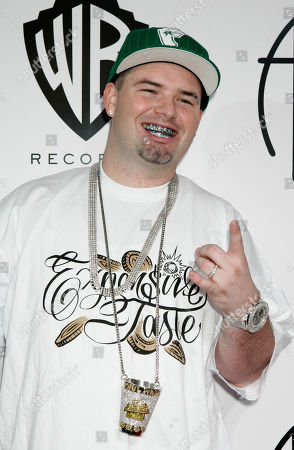 PAUL WALL Rapper Paul Wall arrives to a party hosted by Atlantic and Warner Bros. Records after the MTV Video Music Awards, in New York