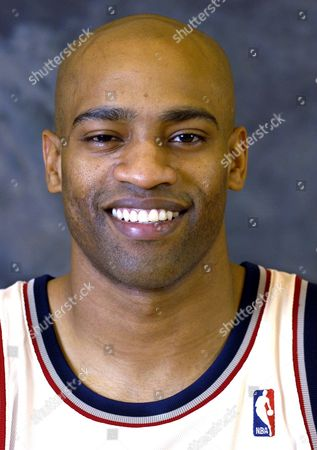Vince Carter This photo shows New Jersey Nets' Vince Carter