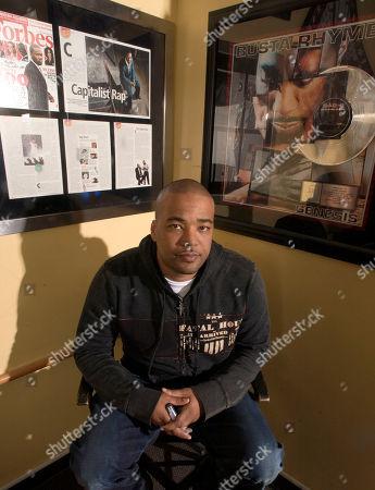 Editorial photo of Obit Chris Lighty, New York, USA