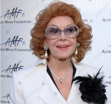Stock Image of Jayne Meadows Actress Jayne Meadows arrives for the 3rd annual Alfred Mann Foundation Innovation and Inspiration Gala held in Beverly Hills, Calif. The actress and TV personality, Meadows, who often teamed with her husband Steve Allen, has died at age 95. Meadows' son, Bill Allen, said she died, in her home in the Encino area of Los Angeles