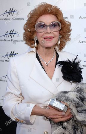 Editorial picture of Obit-Jayne Meadows, Beverly Hills, USA