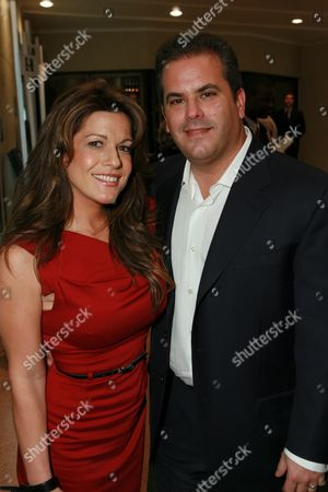 Writer Adam Mazer and wife Allyson
