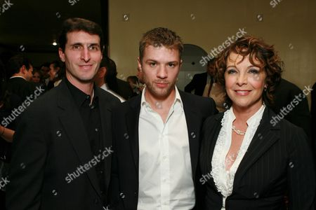 Director Billy Ray, Ryan Phillippe and Kathleen Quinlan