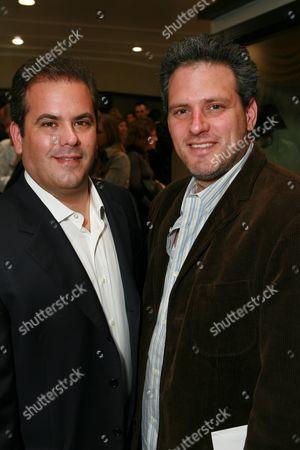 Writer's Adam Mazer and William Rotko