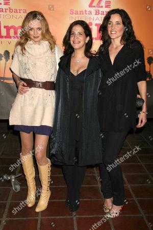 Heather Graham, Sue Kramer and Rachel Shelley