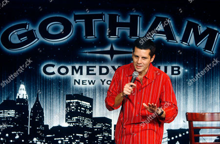Dean Obeidallah Festival co-founder Dean Obeidallah performs at the Fourth Annual New York Arab-American Comedy Festival at the Gotham Comedy Club in New York. Arab-Muslim stand-up comedy is flourishing more than a decade after the terrorist attacks of Sept. 11
