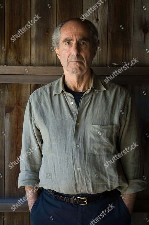 Philip Roth Novelist Philip Roth poses at his home in Warren, Conn. U.S. author from Newark New Jersey, Roth was named, as the winner of Spain's prestigious 2012 Prince of Asturias Prize for literature in recognition of his formidable contribution to American literatures