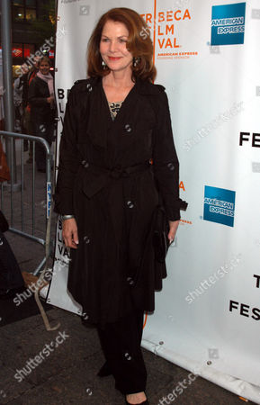 Producer Lois Chiles arrives for the premiere of 'Special Thanks to Roy London' at the Tribeca Film Festival in New York City on
