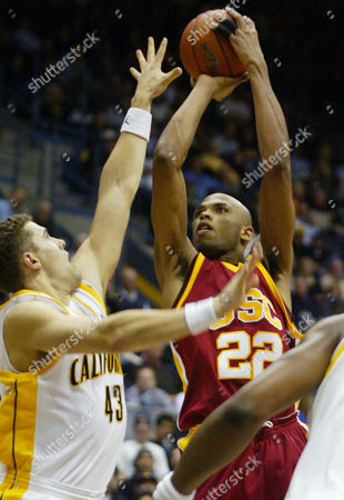 Editorial image of USC California Basketball, Berkeley, USA