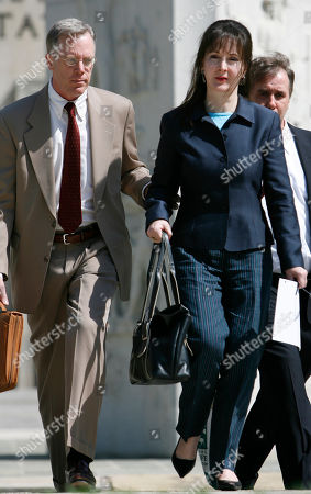 Deborah Jeane Palfrey, Montgomery Blair Sibley Deborah Jeane Palfrey, right, charged in federal court with running a prostitution ring through her escort service, Pamela Martin & Associates, is walked to a news conference by her civil attorney Montgomery Blair Sibley, left, in Washington on