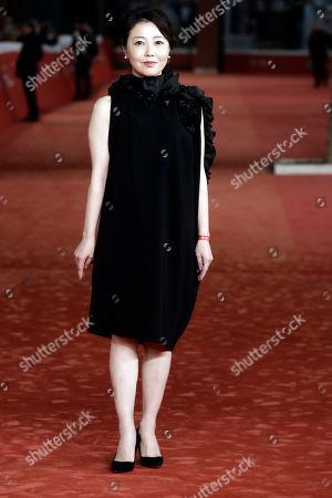 Editorial photo of Italy Film Festival Nagai Iiwake Red Carpet, Rome, Italy - 18 Oct 2016