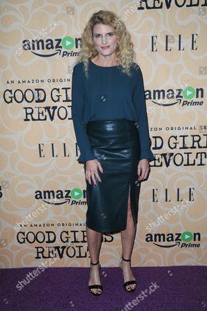 Editorial image of 'Good Girls Revolt' TV series screening, New York, USA - 18 Oct 2016