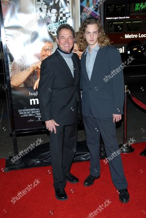 Gregory Itzin and son Will