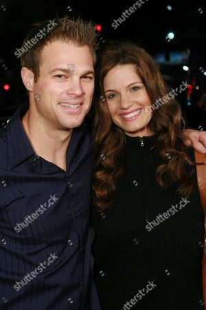 George Stults and Heidi Androl