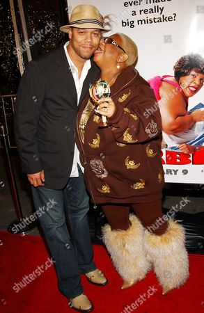 Luenell Campbell and Demarco