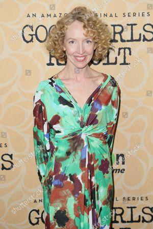 Stock Image of Darlene Hunt
