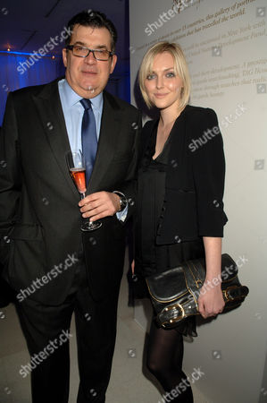 Jean - Marc Lacave and Sophie Dahl