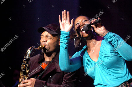 Editorial image of EARTH WIND AND FIRE JAM, LOS ANGELES, USA