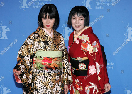 'Bushi No Ichibun' aka 'Love and Honour' screening - Rei Dan and Kaori Momoi