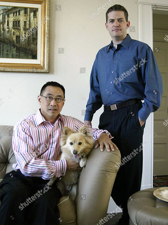 Editorial picture of GAY DIVORCE, SAN FRANCISCO, USA